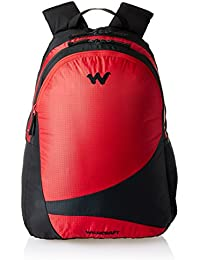Wildcraft Polyester Red  Laptop Backpack (Compact 2 : Wildcraft : Red)