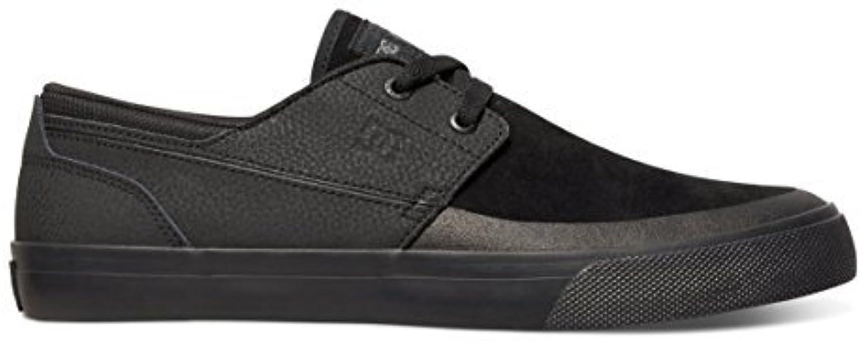 DC   Wes Kremer Men 2 S Skate Schuhe  EUR: 43  Black/Black/Black