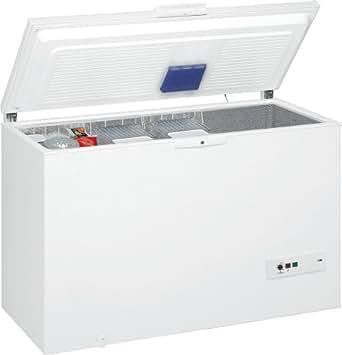 whirlpool whm39112 cong lateurs coffre autonome blanc 390l 395l 18 kg 24h. Black Bedroom Furniture Sets. Home Design Ideas