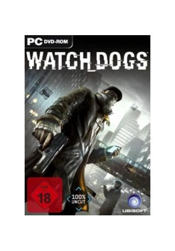 Diverse Watch Dogs PS3