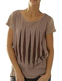 4c1a1864f9936c Catwalk Junkie Damen T-Shirts Ts Pointy - Frappe USP 1602040214-254