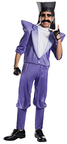 Despicable Me 3 Balthazar Bratt Villain Child Costume -