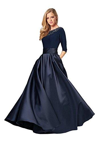 Promgirl House Damen Elegant A-Linie Abendkleider Ballkleider Festkleider HochzeitsParty Lang mit...