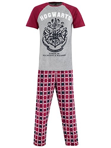 Harry Potter - Pijama para Hombre - Harry Potter - X-Large