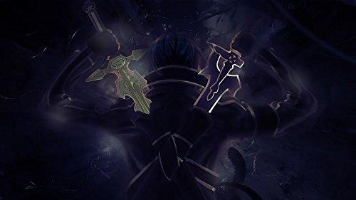 Sword Art Online Poster On Silk - Soie Affiche - 76AF46
