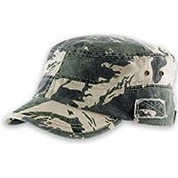 WILD ARMY CAMOUFLAGE-OLIVE by ATLANTIS originale cappello visiera Marines