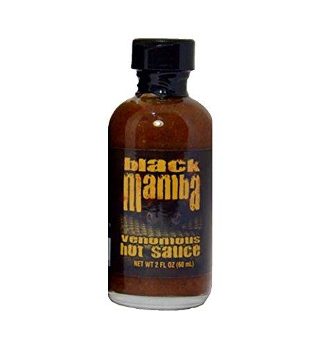 CaJohns Black Mamba Extreme Hot Chili Sauce (59ml)