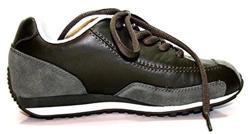 Jela a071 enfants chaussures filles garçons chaussures Gris - Gris