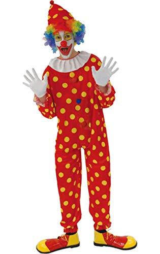 Bobbles The Clown Costume - Standard