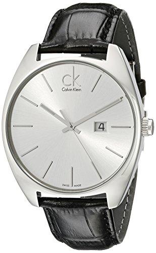 Calvin Klein Reloj Analógico de Cuarzo para Hombre con Correa de Piel – ZFLS017
