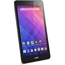 Acer Iconia One 8 - Tablet de 8'' (WiFi, memoria interna de 32 GB, RAM de 1 GB, Android Lollilop 5.1), color negro