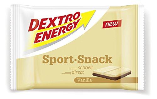 Dextro Energy Sport-Snack Vanilla, 20 Riegel x 40 gr