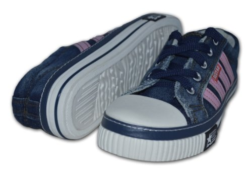 Red Tag , Baskets mode pour femme Bleu - Bleu marine