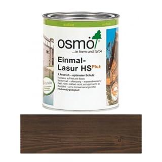 OSMO Einmal-Lasur HS Plus 750ml Ebenholz 9271