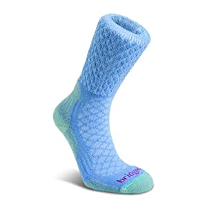 bridgedale merinofusion trail women's sock