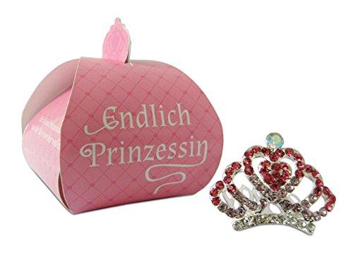Liebeskummerpillen Endlich Prinzessin Krönchen