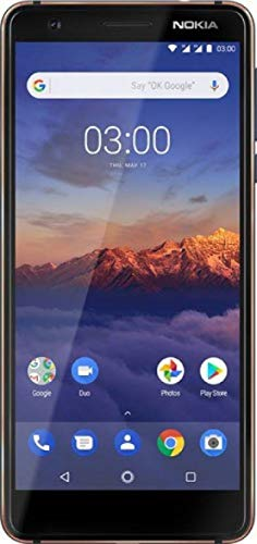 Nokia 3.1 (Blue, 32GB)