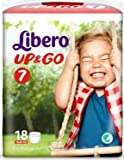 Libero 7 up and go pull up pants XLarge 16 to 26 kilos by Libero