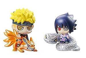 Naruto - Shippuden Petit Chara Land pack 2 trading figures Ninjutsu Activate 5 cm