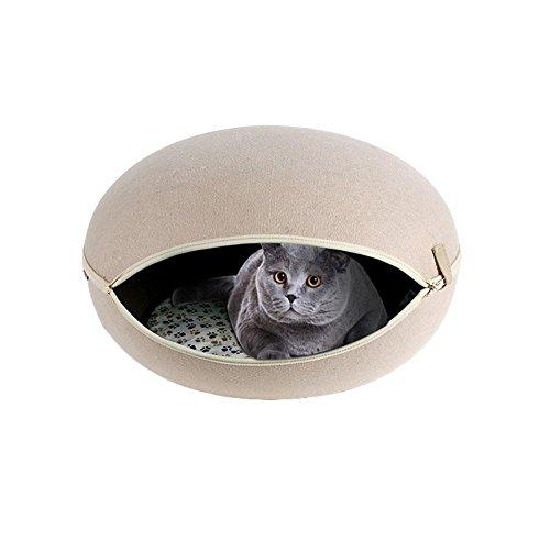 Pet Bed Egg Cat gabbia fossa di