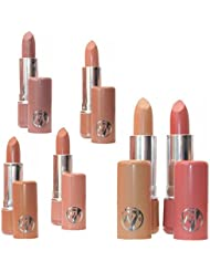 Set Of Six W7 W.Seven Lipsticks - The Nudes RRP £24