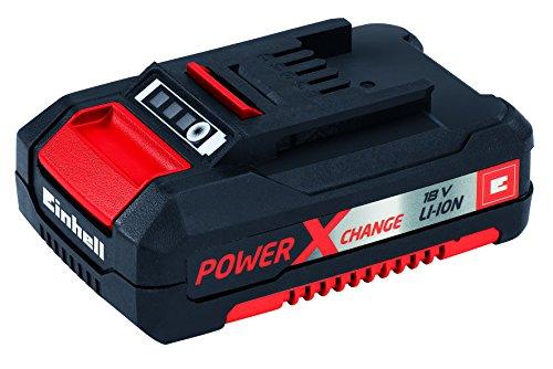 Einhell Akku Bohrschrauber TE-CD 18 Li Power X-Change (Lithium Ionen, 18 V, 2 Gang, 48 Nm, LED-Licht, Koffer, inkl. 1,5 Ah Akku Ladegerät ) - 3