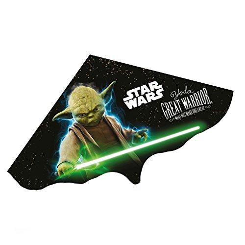 Paul Günther 1226 - Star Wars Yoda Kinderdrachen, Sportspielzeug
