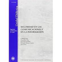 Seguridad en las comunicaciónes y en la información (UNIDAD DIDÁCTICA)