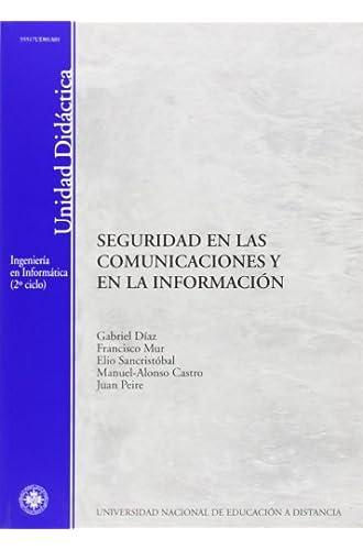Seguridad En Las Comunicaciónes Y En La Información
