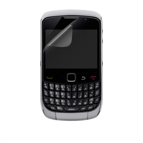 Belkin Screen Overlay Blackberry-02 Clear 3pack -