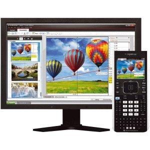 Texas Instruments Grafikrechner TI-Nspire(TM) CX schwarzsilber