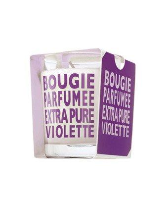 Compagnie de Provence Duftkerze 140g Veilchen