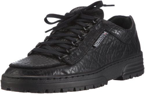 Mephouth Cruiser Mamouth 714 Men Derby Lace-up Shoes Black (black Mamouth 714)