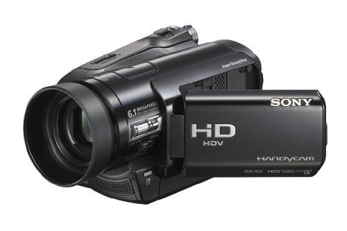 High Definition Camcorder MiniDV HDR-HC9 (High-definition-speicher)