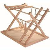 Trixie 5657 Wooden Playground 36 x 26 x 29 cm