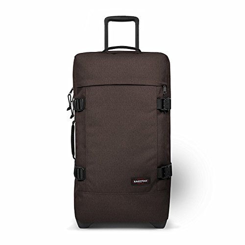 Eastpak Tranverz M, Bagaglio con Ruote Unisex - Adulto, Marrone (Crafty Brown), 78 liters, Taglia Unica (67 cm x 35.5 cm x 30 cm)