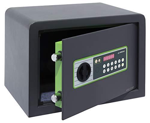 Arregui Supra 240120 Caja Fuerte Electrónica, 17,5L, 25x35x25 cm