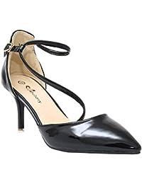 Shuberry SB-519 Synthetic Heels