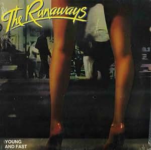 young and fast lp vinyl us allegiance 1985 katalog nummer av446 musik. Black Bedroom Furniture Sets. Home Design Ideas