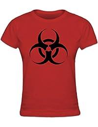 Biohazard Frauen T-Shirt by Shirtcity