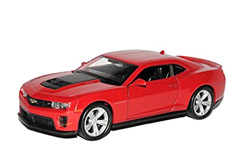 Chevrolet Chevy Camaro SS RS Coupe Rot ZL1 5. Generation