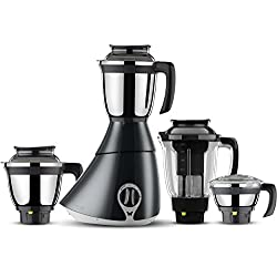 Butterfly Matchless 750-Watt Mixer Grinder with 4 Jars (Grey/White)