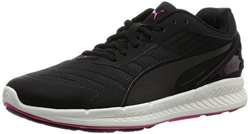 Puma Ignitev2wnsf6, Chaussures D'athlétisme Femme Noir (Black/White/Pink 07)