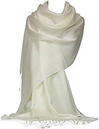 GFM® Pashmina Style Wrap Scarf - All Seasons - Twill Weave Soft