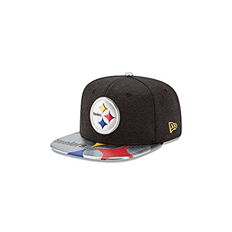 New Era Snapback Cap - NFL 2017 DRAFT Pittsburgh Steelers
