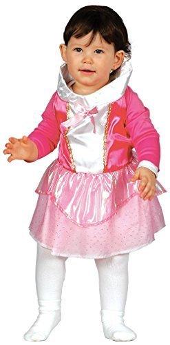Baby Mädchen rosa Prinzessin Halloween Weihnachtskostüm Outfit 6-12 -