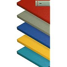 """Rhode Tatami Tapis de judo """"Rhode Kasei Tatami"""", color: rojo, tamaño: TG 1x 1m/4cm"""