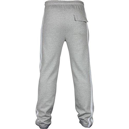 little finger -  Pantaloni sportivi  - Uomo Light Gray XXL