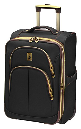 london-fog-coventry-ul-collection-21-inch-expandable-upright-black-one-size