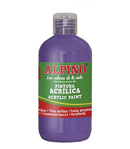 Alpino dv000032Trinkflasche Acrylfarbe ESCOLAR